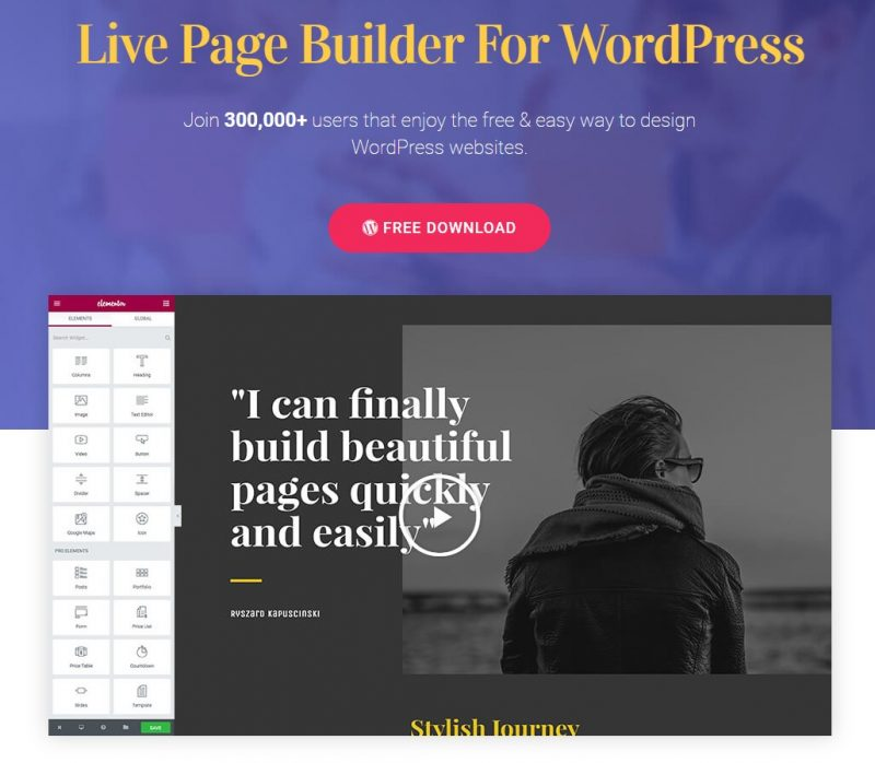 live-page-builder