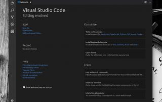 opened-visual-studio