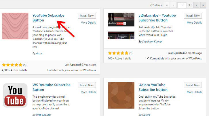 How to Add YouTube Subscribe Button to WordPress