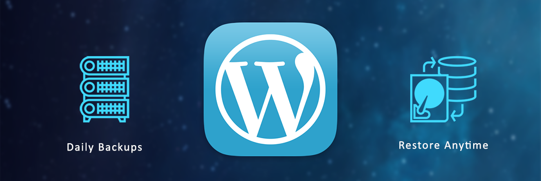 Fastwebhost Wordpress backup