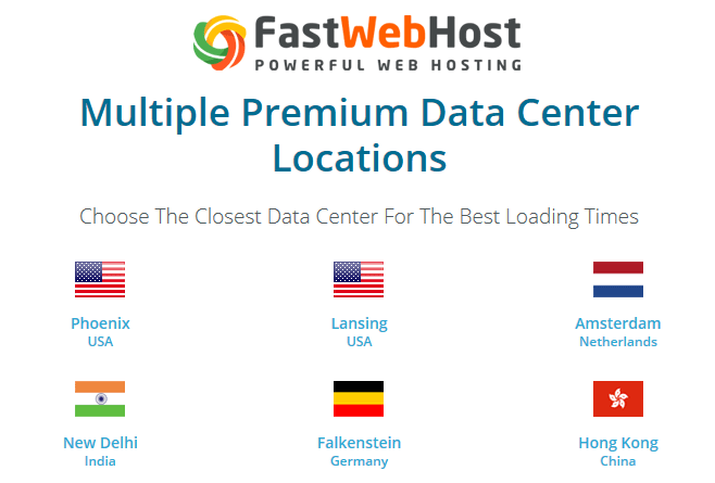 FastWebHost Datacenter