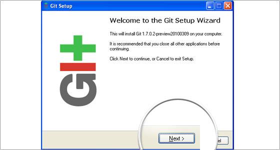 GIT Tutorial: Windows Installation - FastWebHost Tutorials