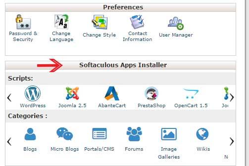 Typo3 Softaculous Installation Tutorial - FastWebHost Tutorials