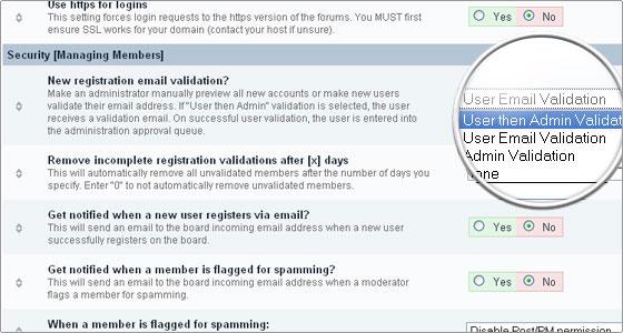 IPB Security Tips - FastWebHost Tutorials